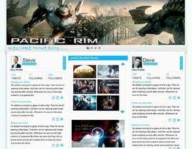 iffal tarafından Build a Wordpress Website for Movie Reviews için no 50