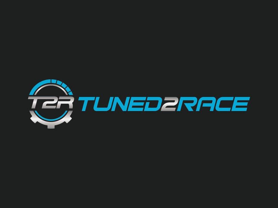 #34 for Tuned2Race new logo design. by winarto2012