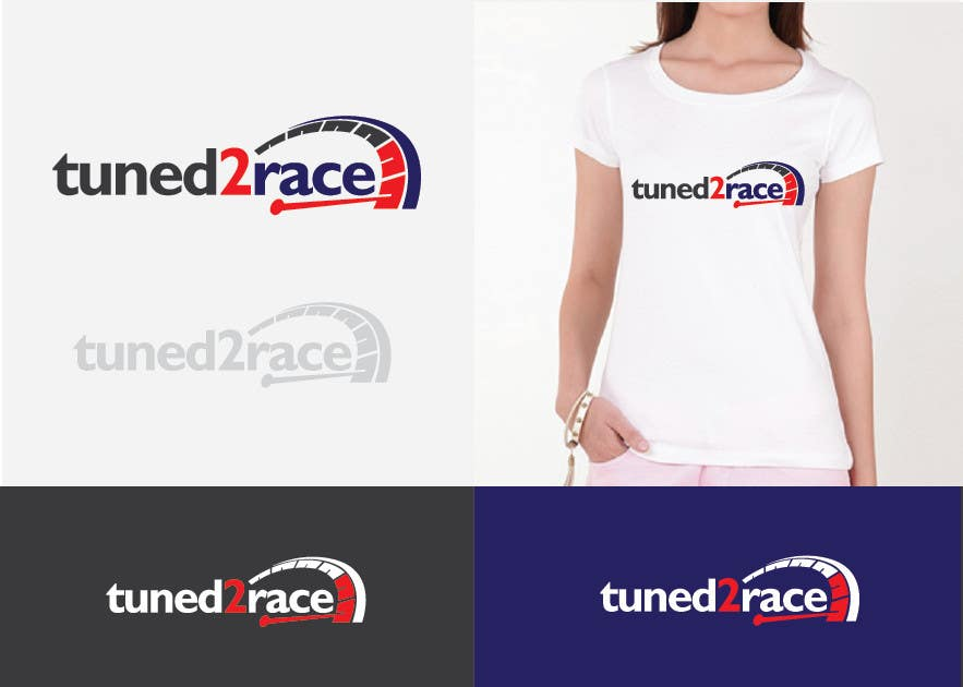 #17 for Tuned2Race new logo design. by SHEKHORBD