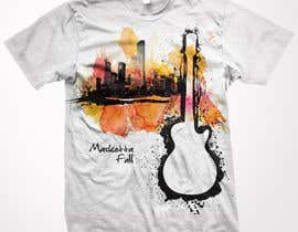 #73 for T-shirt Design for Masketta Fall by Mariodeth