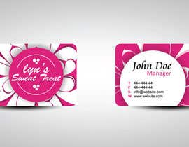 nº 119 pour Business Card & Facebook Banner for Lyn's Sweet Treats par mamem