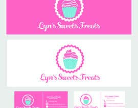 nº 115 pour Business Card & Facebook Banner for Lyn's Sweet Treats par sharmzbayona