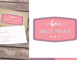 #1 para Business Card & Facebook Banner for Lyn's Sweet Treats por Jgarisch12