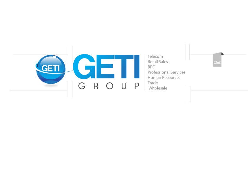 #24 for Design a Logo for GETI Group by creativeartist06