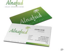 #167 for Design a Logo for Alnafud.net by santy99