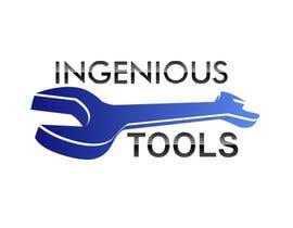 #88 para Logo Design for Ingenious Tools por scorpioro