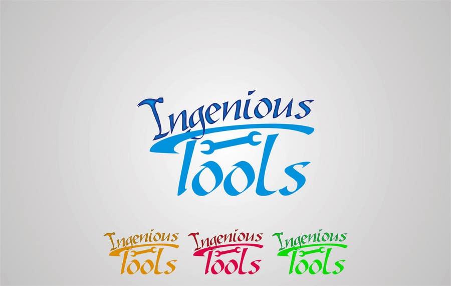 Proposta in Concorso #137 per Logo Design for Ingenious Tools