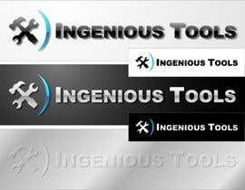 nº 57 pour Logo Design for Ingenious Tools par jimapp