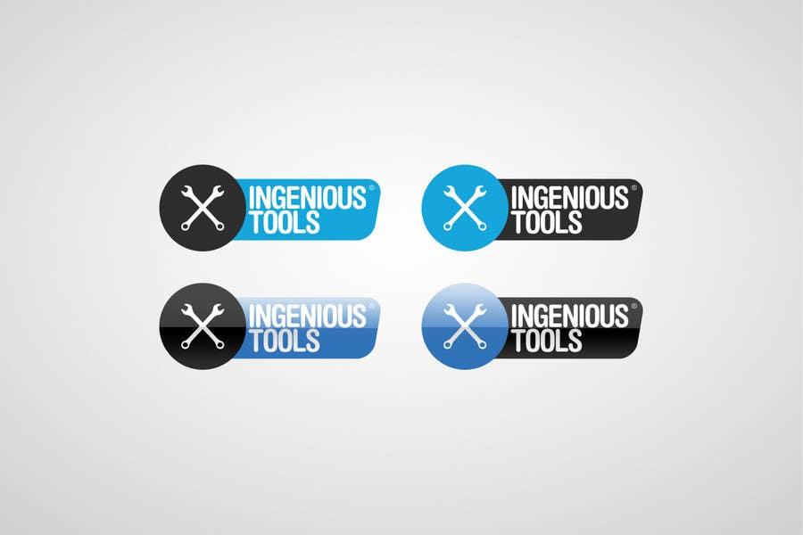 Bài tham dự cuộc thi #184 cho Logo Design for Ingenious Tools