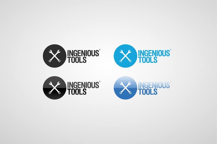 Proposta in Concorso #185 per Logo Design for Ingenious Tools