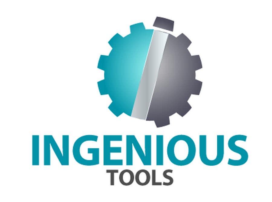 Kilpailutyö #139 kilpailussa Logo Design for Ingenious Tools