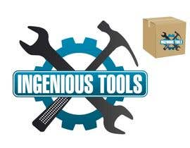 #230 para Logo Design for Ingenious Tools de Djdesign