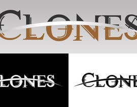 """#39 for Create a new logo for the band """"Clones"""" (don't scare with the prize) by GanniHell"""