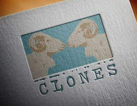 """#24 for Create a new logo for the band """"Clones"""" (don't scare with the prize) by Natuka"""