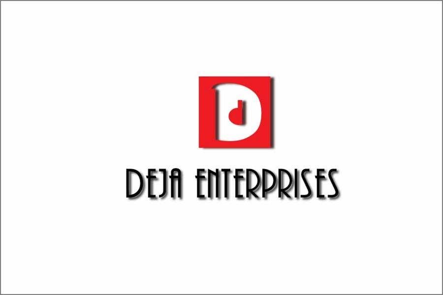 Contest Entry #584 for Logo Design for DeJa Enterprises, LLC