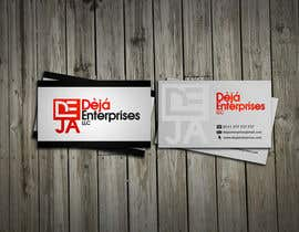 nº 596 pour Logo Design for DeJa Enterprises, LLC par eX7ReMe