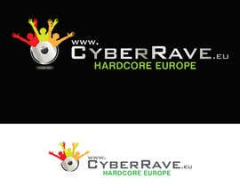 nº 14 pour Logo for - Techno Rave Website par arteastik