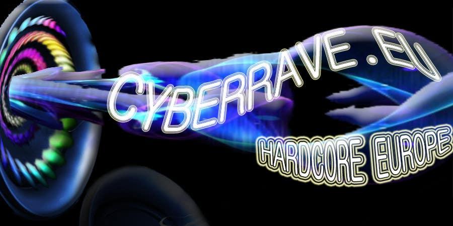 Inscrição nº 24 do Concurso para Logo for - Techno Rave Website