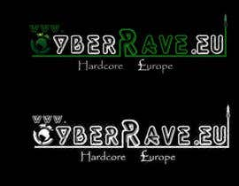 #8 for Logo for - Techno Rave Website af johnjindar
