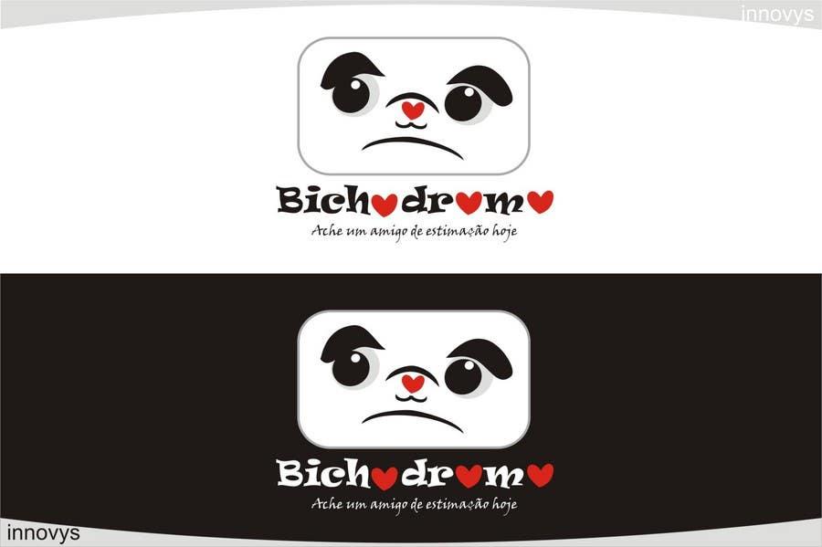 Contest Entry #198 for Logo design for Bichodromo.com.br