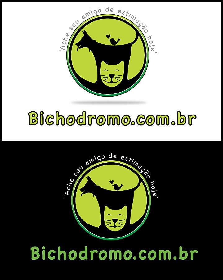 Contest Entry #133 for Logo design for Bichodromo.com.br