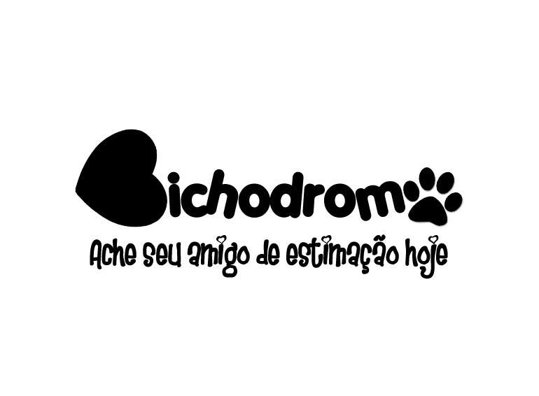 Contest Entry #                                        126                                      for                                         Logo design for Bichodromo.com.br