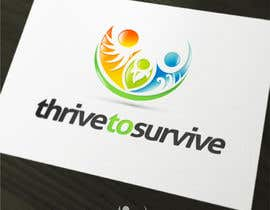 nº 24 pour Design a Logo for Thrive to Survive par sbelogd