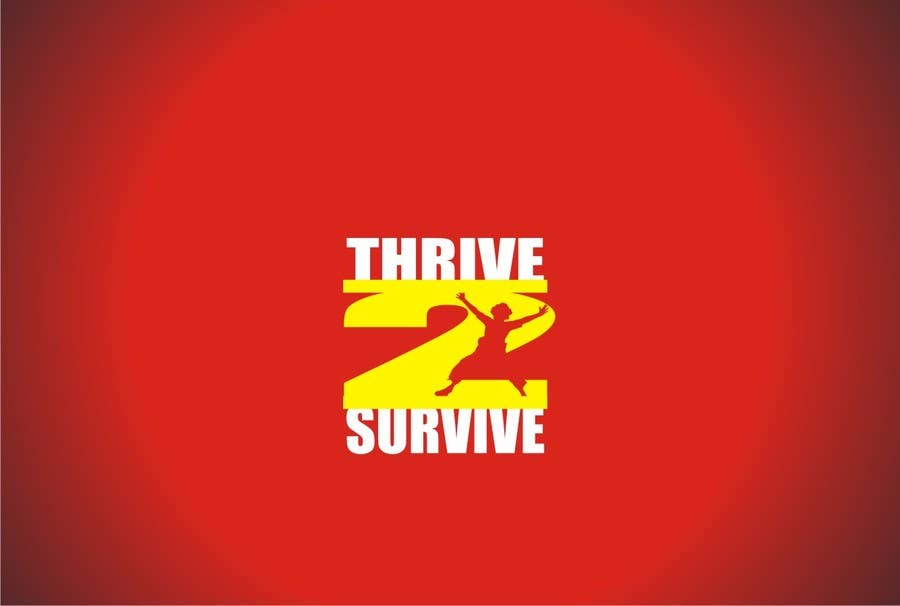 #9 for Design a Logo for Thrive to Survive by santosrodelio