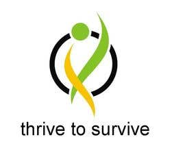 #35 for Design a Logo for Thrive to Survive by rohan11