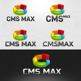 #292 for Design a Logo for CMS Max by MishAMan