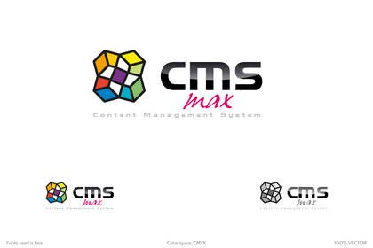 #262 for Design a Logo for CMS Max by krustyo