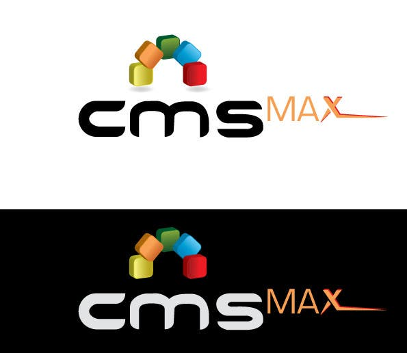 #171 for Design a Logo for CMS Max by risonsm