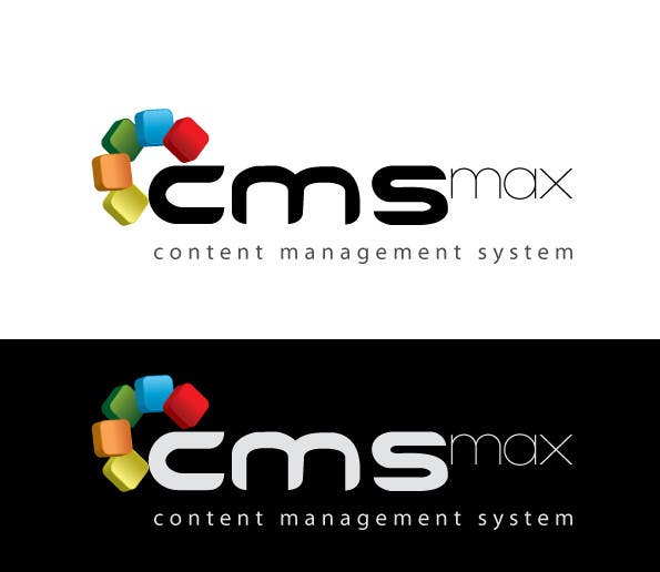 #288 for Design a Logo for CMS Max by risonsm