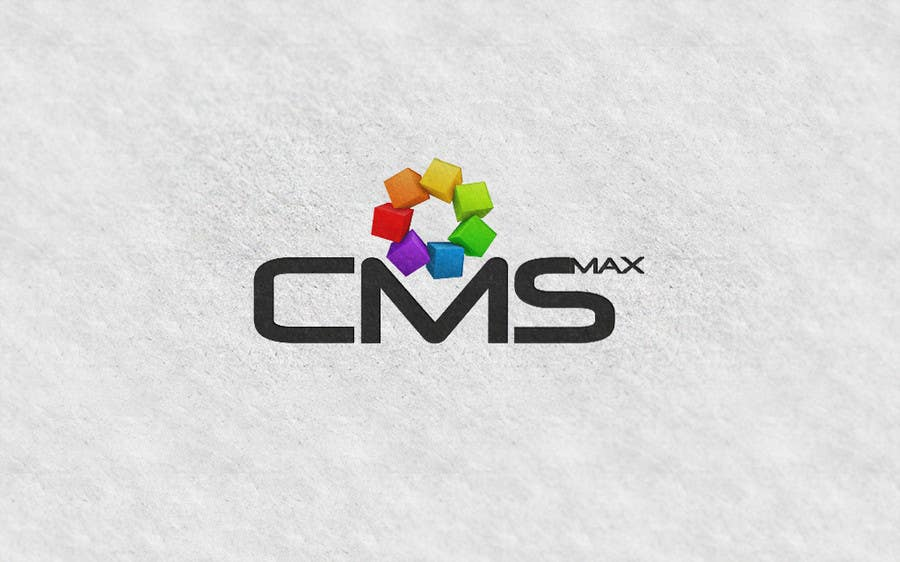 #148 for Design a Logo for CMS Max by niccroadniccroad