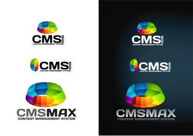 #352 for Design a Logo for CMS Max by niccroadniccroad