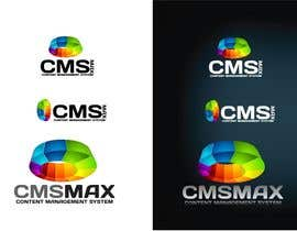 #352 for Design a Logo for CMS Max af niccroadniccroad
