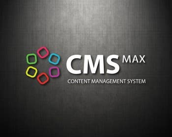 #306 for Design a Logo for CMS Max by rubinadesai