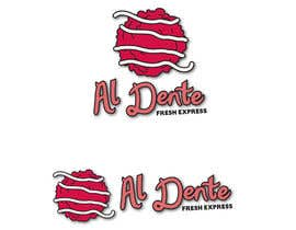 "#24 para Design a Logo for ""Al Dente"" por stefanciantar"