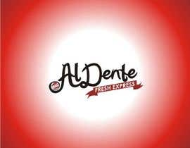 "#3 para Design a Logo for ""Al Dente"" por santosrodelio"