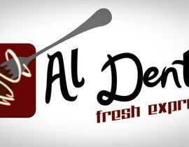 "#14 para Design a Logo for ""Al Dente"" por bunakiddz"