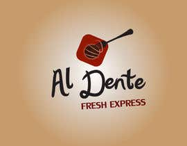 "#36 para Design a Logo for ""Al Dente"" por rubinadesai"