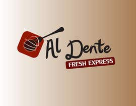 "#37 for Design a Logo for ""Al Dente"" af rubinadesai"