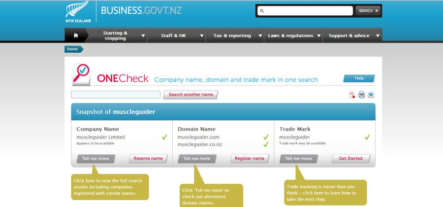 #177 for Create a Business Name and Domain Name by nupurgoyal