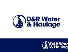 #101 for D & R Water & Haulage by Designer0713