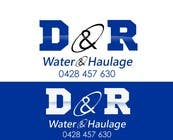 Proposition n° 58 du concours Graphic Design pour D & R Water & Haulage