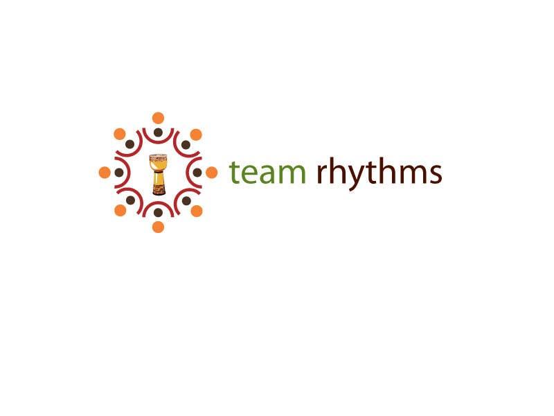 Kilpailutyö #139 kilpailussa Logo Design for Team Rhythms