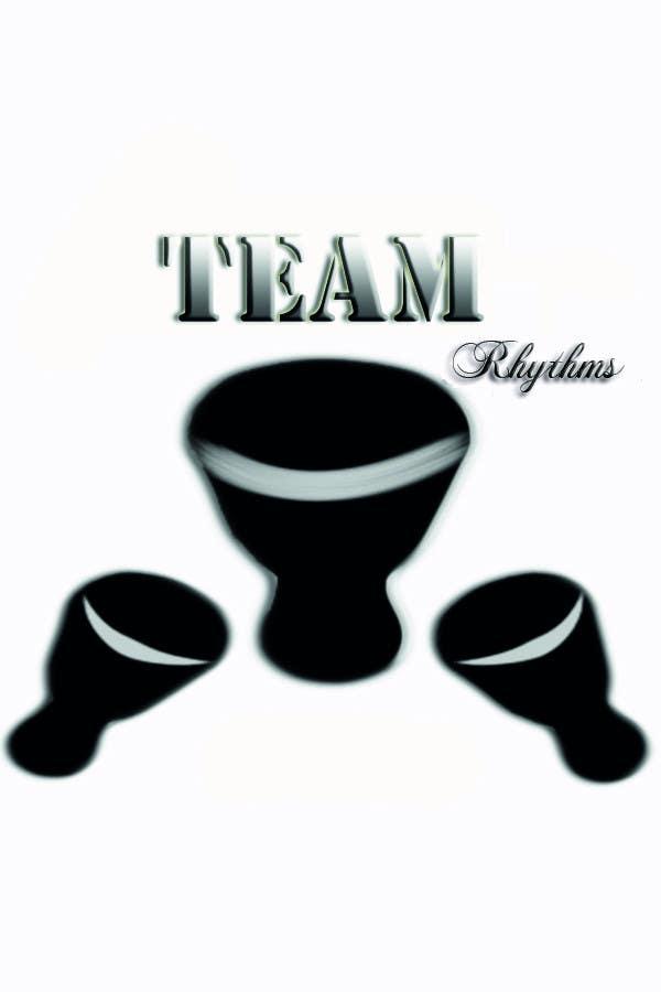 Kilpailutyö #85 kilpailussa Logo Design for Team Rhythms