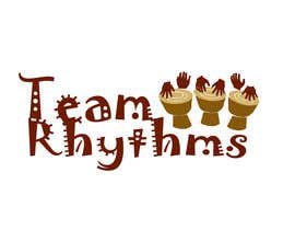 nº 56 pour Logo Design for Team Rhythms par TJS91