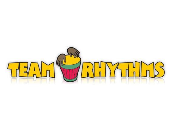 Inscrição nº 84 do Concurso para Logo Design for Team Rhythms