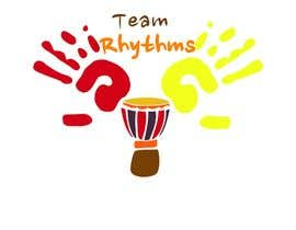 nº 180 pour Logo Design for Team Rhythms par sissaki